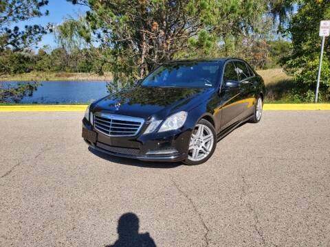 2010 Mercedes-Benz E-Class for sale at Excalibur Auto Sales in Palatine IL
