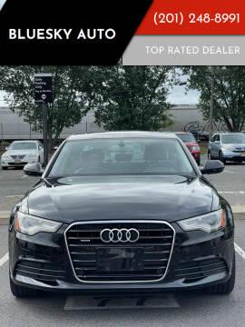 2014 Audi A6 for sale at Bluesky Auto in Bound Brook NJ