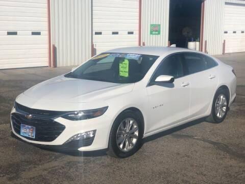 2020 Chevrolet Malibu for sale at Valley Auto Locators in Gering NE