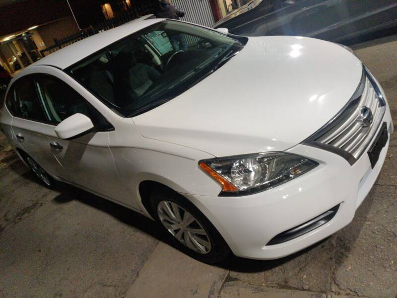 2015 Nissan Sentra for sale at Sanaa Auto Sales LLC in Denver CO