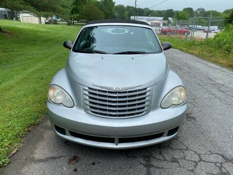 2007 Chrysler PT Cruiser for sale at Speed Auto Mall in Greensboro NC