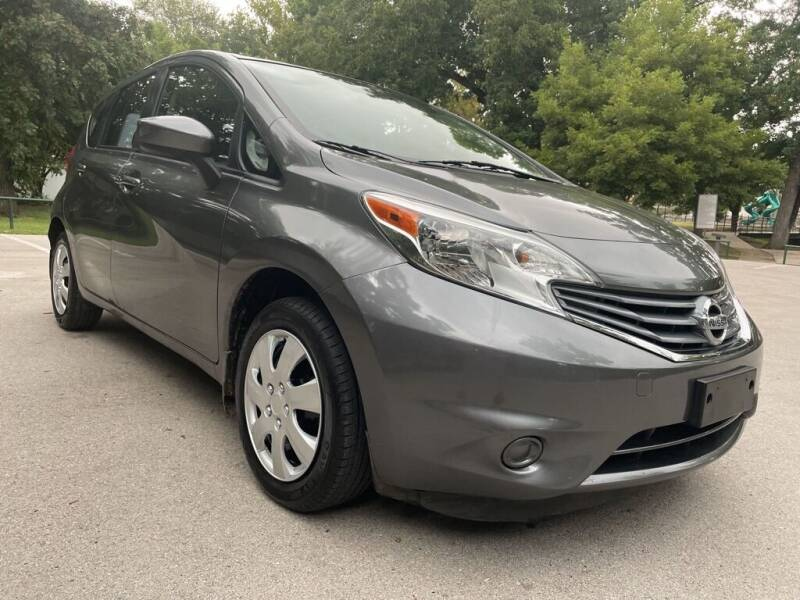2016 Nissan Versa Note for sale at Thornhill Motor Company in Lake Worth TX