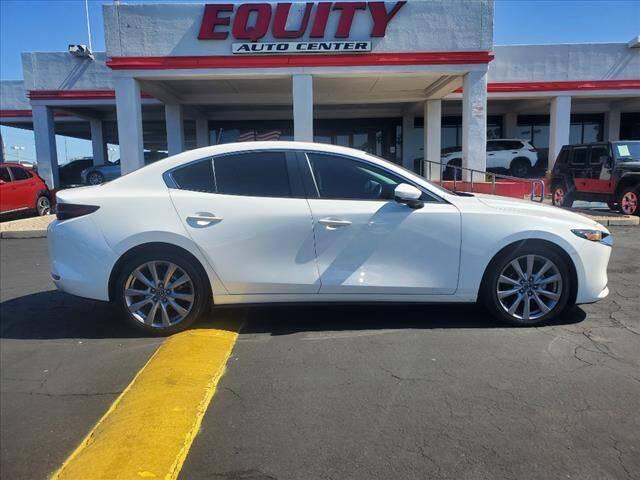 2020 Mazda Mazda3 Sedan for sale at EQUITY AUTO CENTER in Phoenix AZ
