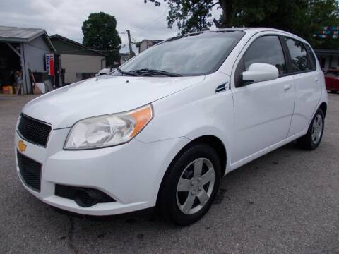 2011 Chevrolet Aveo for sale at Culpepper Auto Sales in Cullman AL
