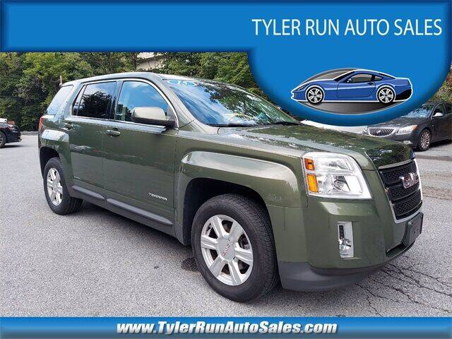 2015 GMC Terrain for sale at Tyler Run Auto Sales in York PA