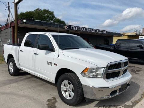 2015 RAM Ram Pickup 1500 for sale at Texas Luxury Auto in Houston TX