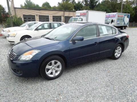 2009 Nissan Altima for sale at Wheels & Deals Smithfield Inc. in Smithfield NC