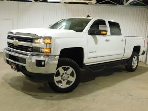 2015 Chevrolet Silverado 2500HD for sale at Bulldog Motor Company in Borger TX