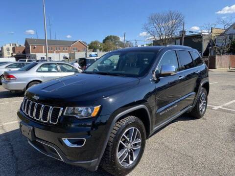 2017 Jeep Grand Cherokee for sale at NYC Motorcars in Freeport NY