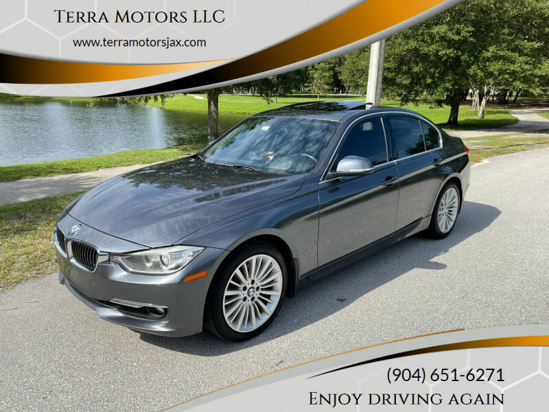 2013 BMW 3 Series for sale at Terra Motors LLC in Jacksonville FL