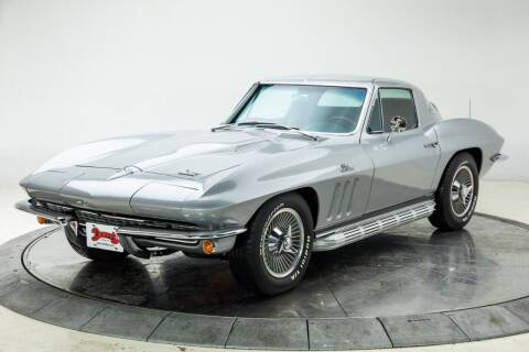 1966 Chevrolet Corvette for sale at Duffy's Classic Cars in Cedar Rapids IA