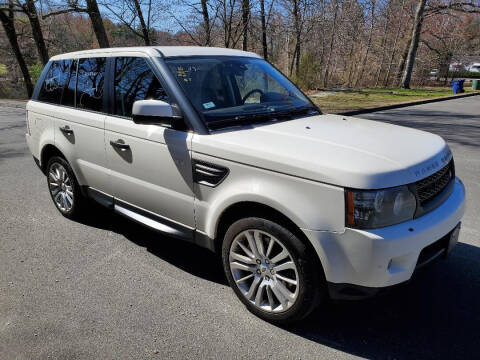 2010 Land Rover Range Rover Sport for sale at Lakewood Auto in Waterbury CT