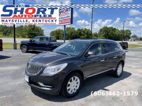 2017 Buick Enclave for sale at Tim Short Chrysler in Morehead KY