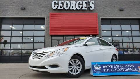 2013 Hyundai Sonata for sale at George's Used Cars - Pennsylvania & Allen in Brownstown MI
