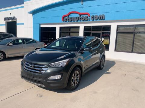 2014 Hyundai Santa Fe Sport for sale at ETS Autos Inc in Sanford FL