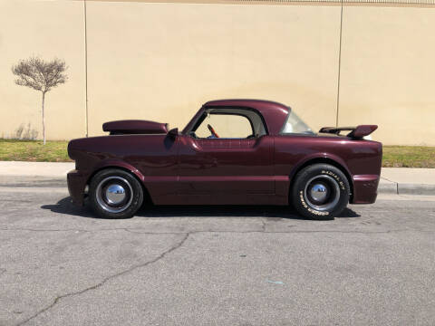 1957 Nash Metropolitan Custom for sale at HIGH-LINE MOTOR SPORTS in Brea CA