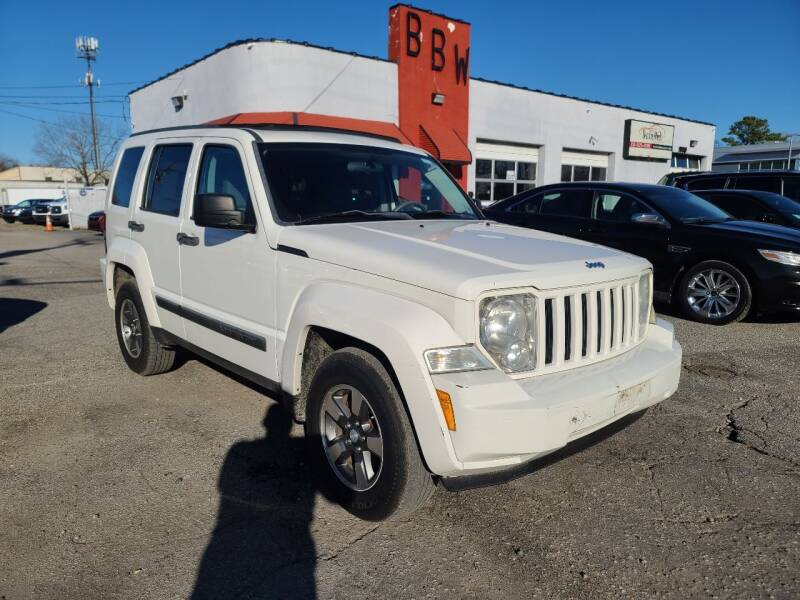 2008 Jeep Liberty for sale at Best Buy Wheels in Virginia Beach VA