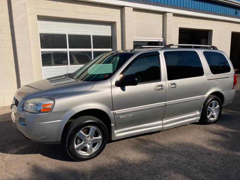 2007 Chevrolet Uplander for sale at Ogden Auto Sales LLC in Spencerport NY