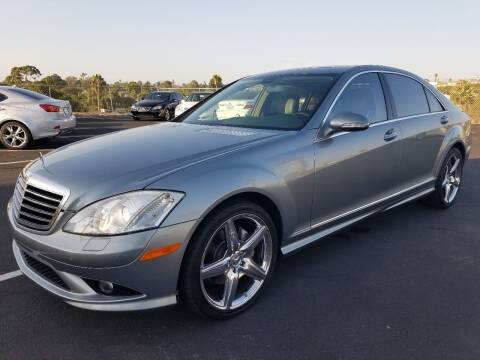 2007 Mercedes-Benz S-Class for sale at Trini-D Auto Sales Center in San Diego CA