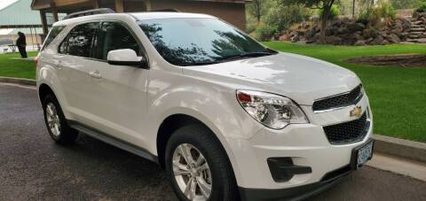 2013 Chevrolet Equinox for sale at Deanas Auto Biz in Pendleton OR