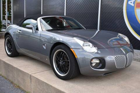2007 Pontiac Solstice for sale at Alfa Romeo & Fiat of Strongsville in Strongsville OH