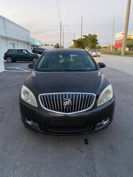 2012 Buick Verano for sale at Hard Rock Motors in Hollywood FL