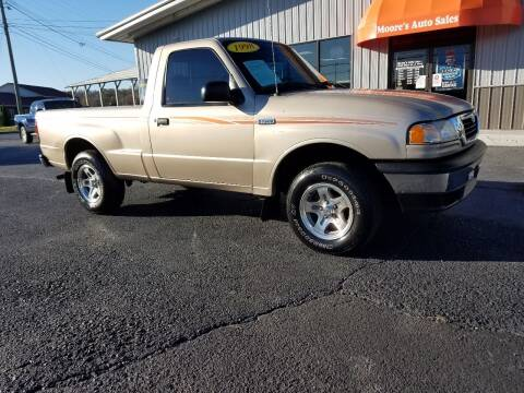 1998 Mazda B-Series Pickup for sale at Moores Auto Sales in Greeneville TN
