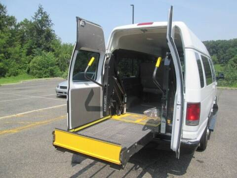 2014 Ford E-Series Cargo for sale at Tri Town Truck Sales LLC in Watertown CT