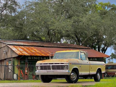 1973 Ford F250 for sale at OVE Car Trader Corp in Tampa FL