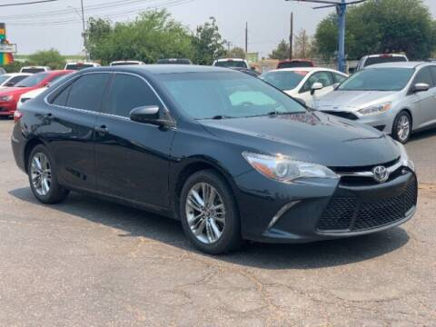 2017 Toyota Camry for sale at Brown & Brown Auto Center in Mesa AZ