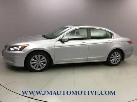 2011 Honda Accord for sale at J & M Automotive in Naugatuck CT