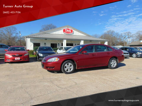 2009 Chevrolet Impala for sale at Turner Auto Group in Greenwood MS