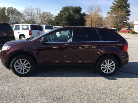 2011 Ford Edge for sale at TAVERN MOTORS in Laurens SC
