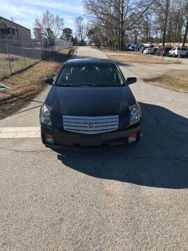 2007 Cadillac CTS for sale at Affordable Dream Cars in Lake City GA