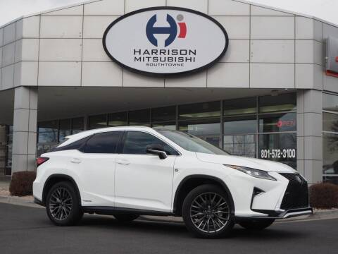 2017 Lexus RX 450h for sale at Harrison Imports in Sandy UT