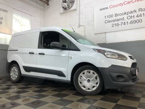 2014 Ford Transit Connect Cargo for sale at County Car Credit in Cleveland OH