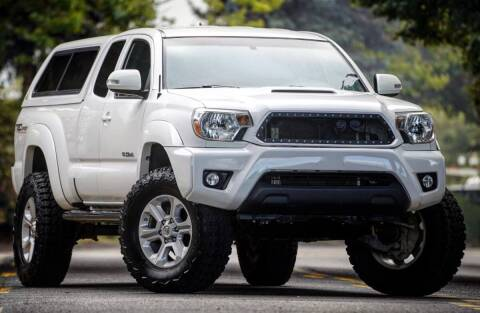 2015 Toyota Tacoma for sale at MS Motors in Portland OR