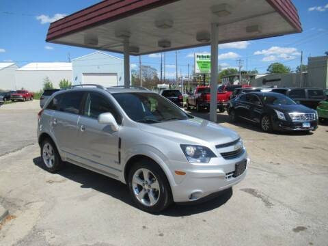2015 Chevrolet Captiva Sport for sale at Perfection Auto Detailing & Wheels in Bloomington IL
