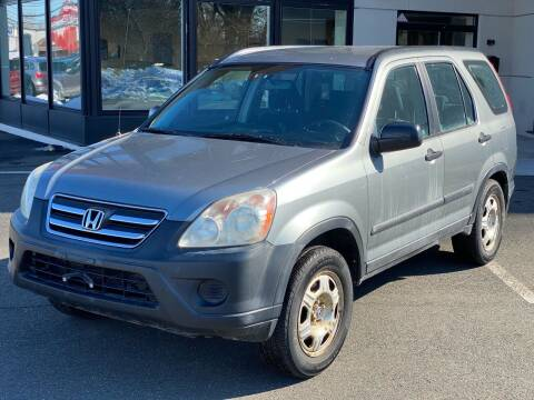 2005 Honda CR-V for sale at MAGIC AUTO SALES in Little Ferry NJ