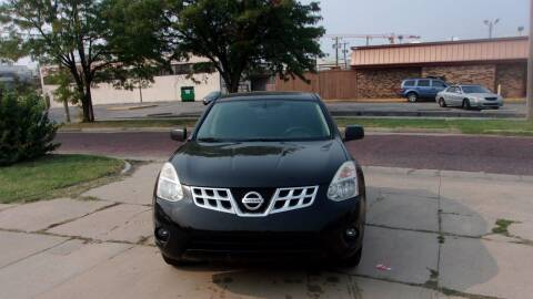 2012 Nissan Rogue for sale at Discount Motor Sales LLC in Wichita KS