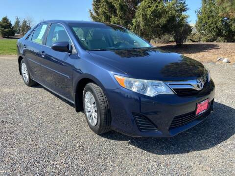 2014 Toyota Camry for sale at Clarkston Auto Sales in Clarkston WA