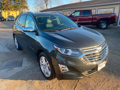 2019 Chevrolet Equinox for sale at Truck City Inc in Des Moines IA