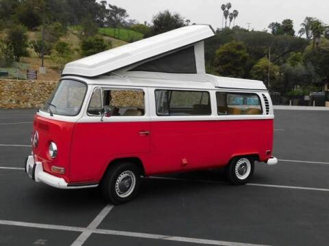 1971 Volkswagen Bus for sale at Milpas Motors in Santa Barbara CA