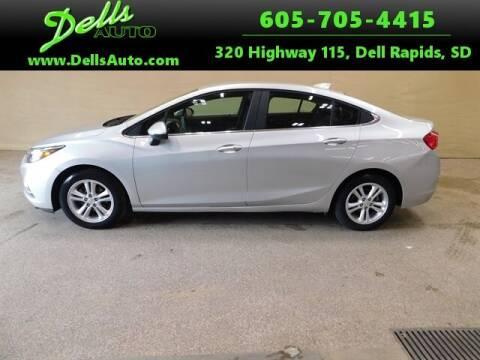 2018 Chevrolet Cruze for sale at Dells Auto in Dell Rapids SD