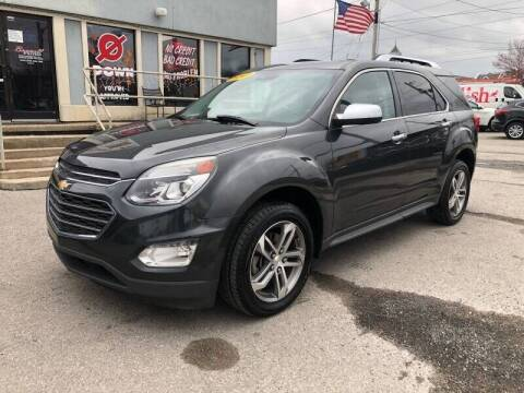2017 Chevrolet Equinox for sale at Bagwell Motors in Lowell AR