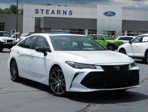 2019 Toyota Avalon for sale at Stearns Ford in Burlington NC