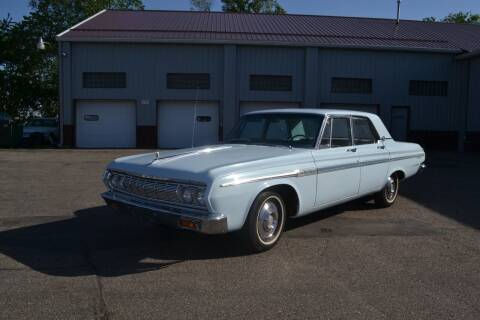 1964 Plymouth Fury for sale at Dave's Auto Sales in Winthrop MN