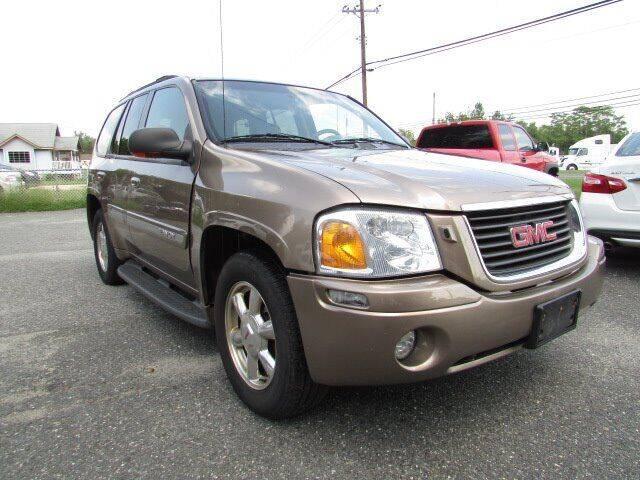 2003 GMC Envoy for sale at Auto Outlet Of Vineland in Vineland NJ