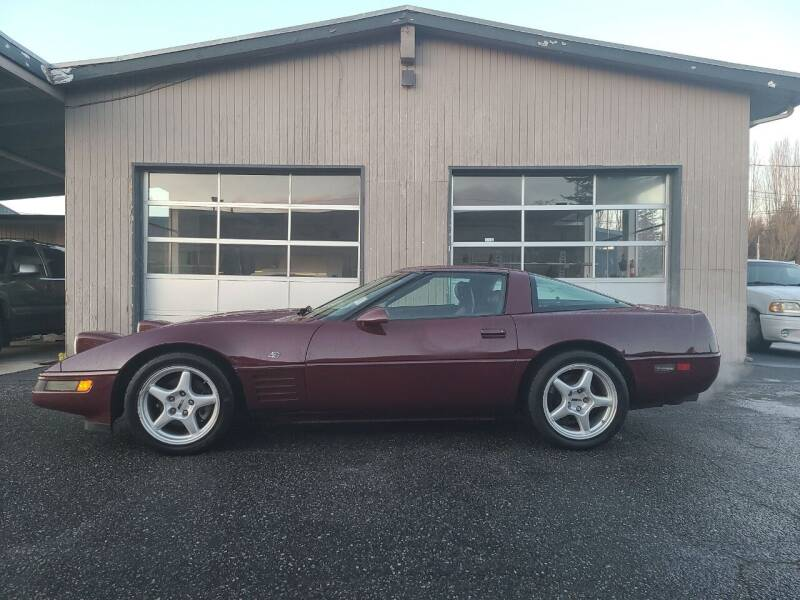 1993 Chevrolet Corvette for sale at Westside Motors in Mount Vernon WA