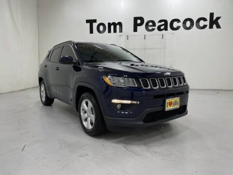 2018 Jeep Compass for sale at Tom Peacock Nissan (i45used.com) in Houston TX